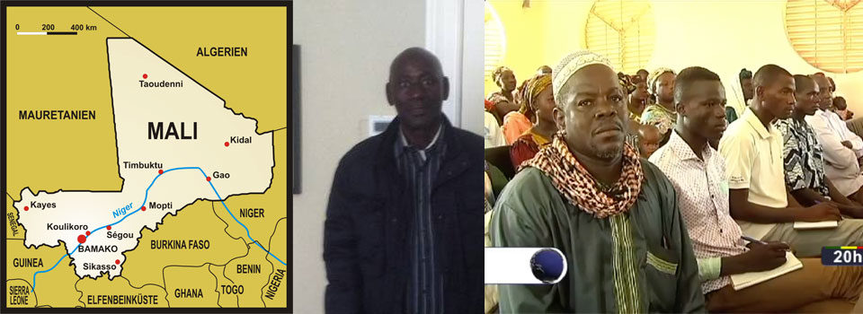 Informationsabend ueber Mali